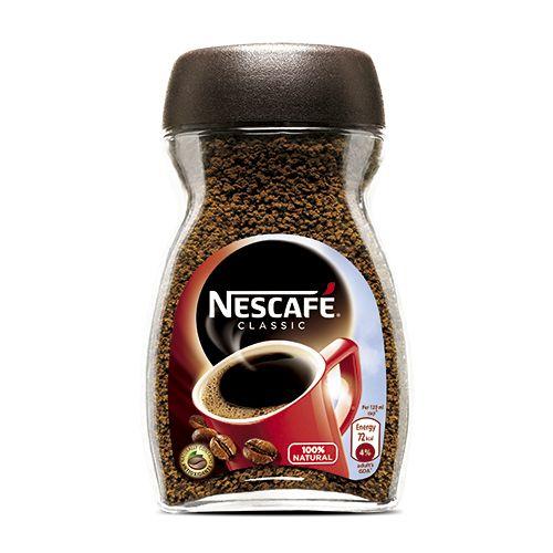 NESCAFE COFFEE CLASSIC JAR - 50 GM