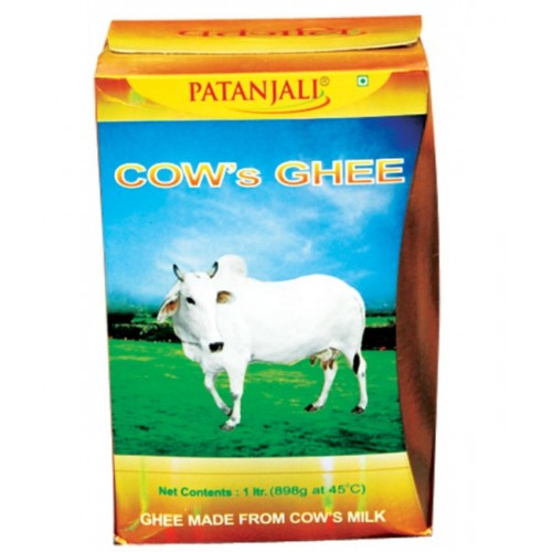 PATANJALI GHEE COWS - 1 LTR