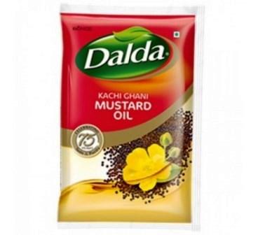 DALDA KACHI GHANI MUSTARD OIL - 1 LTR