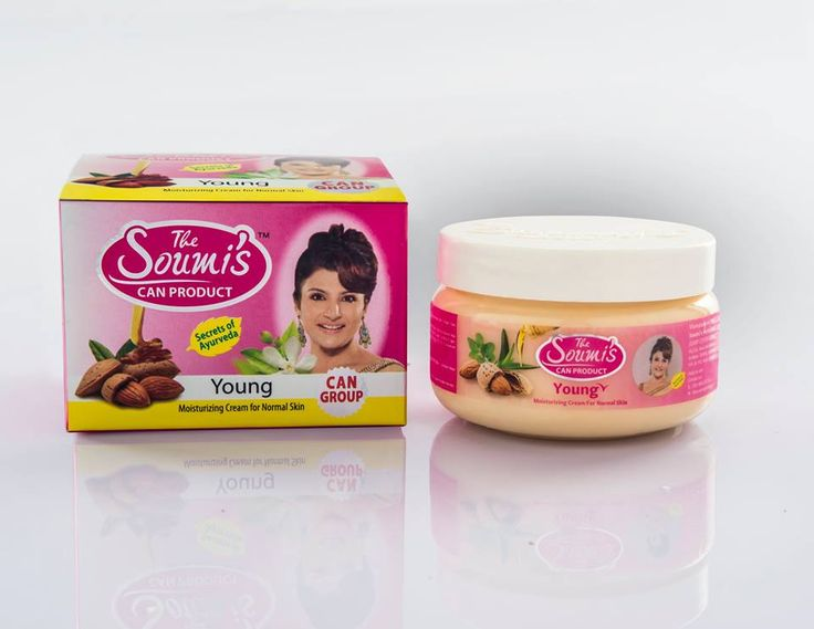 THE SOUMI'S CAN PRODUCT CAN YOUNG CREAM - 50 GM
