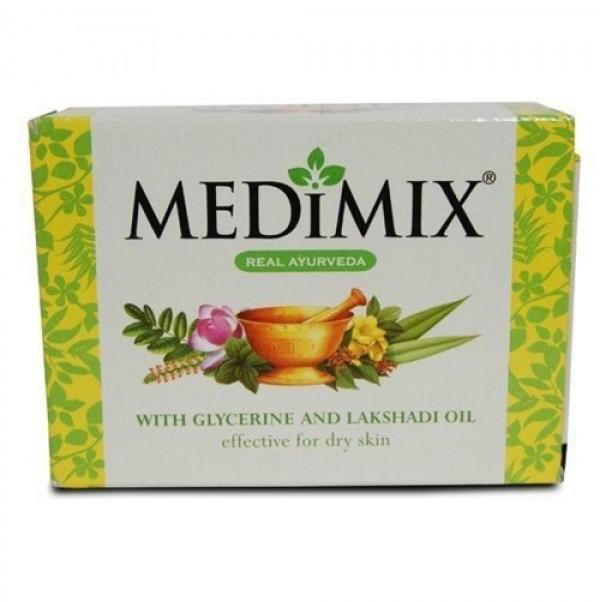 MEDIMIX AYURVEDIC SOAP - 125 GM