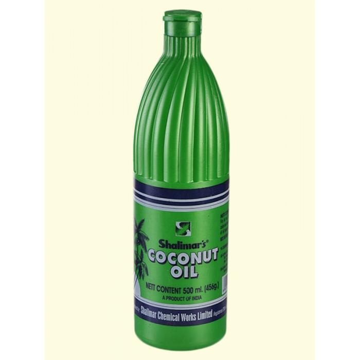 SHALIMAR COCONUT OIL - 500 ML