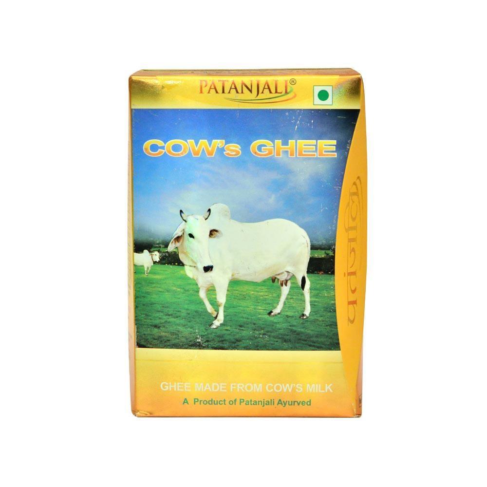PATANJALI GHEE COWS - 200 ML