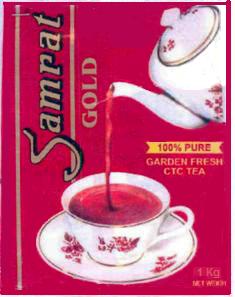 SAMRAT GOLD TEA - 1 KG