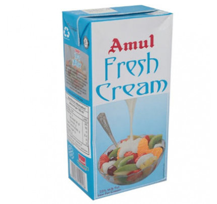 AMUL FRESH CREAM - 250 ML