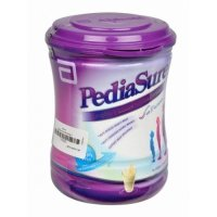 PEDIASURE VANILLA DELIGHT HEALTH DRINK - JAR - 400 GM