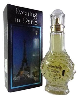 EVENING IN PARIS BODY PERFUME - 40 ML
