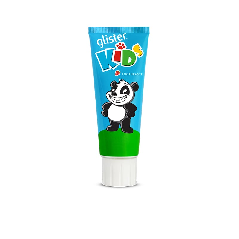 AMWAY GLISTER KIDS TOOTHPASTE - 100 GM