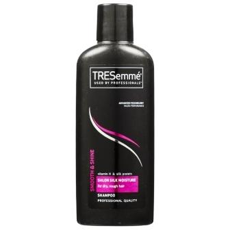 TRESEMME SMOOTH & SHINE SHAMPOO (BLACK) - 185 ML