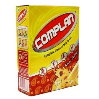 COMPLAN KESAR BADAM HEALTH DRINK - REFILL PACK - 500 GM