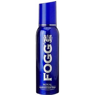 FOGG ROYAL FRAGRANCE BODY SPRAY - 120 ML