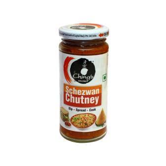CHINGS SCHEZWAN CHUTNEY - 250 GM
