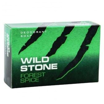 WILD STONE FOREST SPICE SOAP - 125 GM