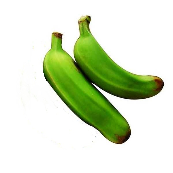 RAW BANANA (KACHA KALA) - 2 PCS