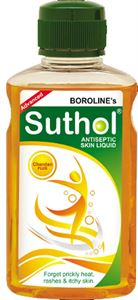 SUTHOL ANTISEPTIC SKIN LIQUID - CHANDAN - 100 ML
