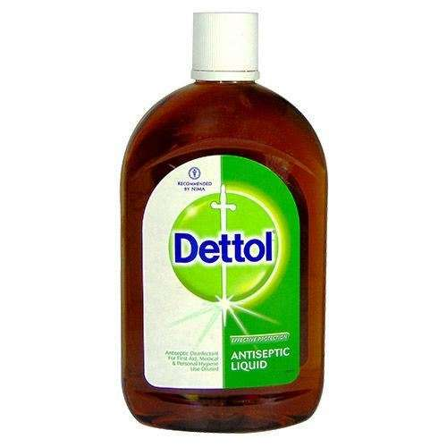 DETTOL ANTISEPTIC LIQUID - 500 ML
