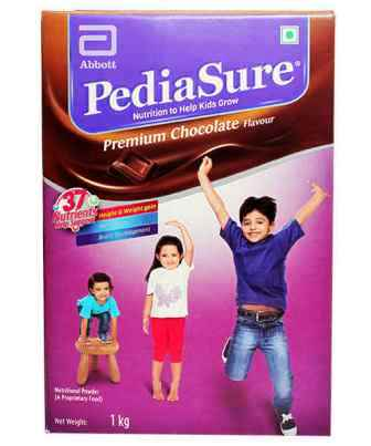 PEDIASURE CHOCOLATE HEALTH DRINK - REFILL PACK - 1 KG