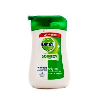 DETTOL HAND WASH SQUEEZY - 100 ML