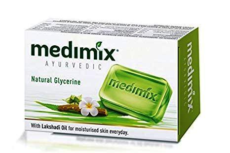 MEDIMIX AYURVEDIC GLYCERINE SOAP - 125 GM