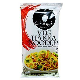 CHINGS VEG HAKKA NOODLES - 150 GM