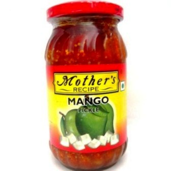 MOTHERS MANGO PICKLE - 300 GM