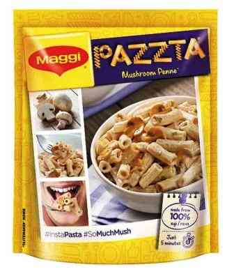 MAGGI PAZZTA MUSHROOM PENNE - 65 GM