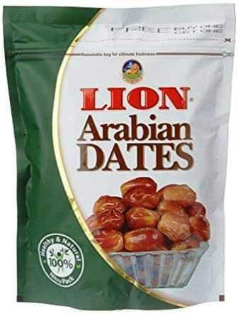 LION ARABIAN DATES KHEJUR KHAJUR - 500 GM SPECIAL RATE