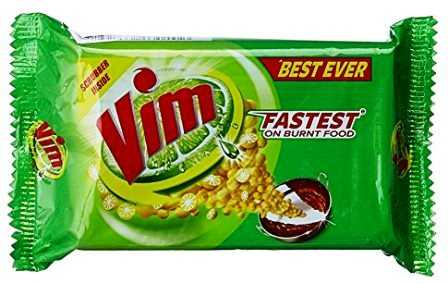 VIM BAR DISHWASH - 85 GM