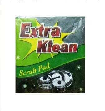 EXTRA KLEAN SCRUB PAD (SMALL) - 1 PC