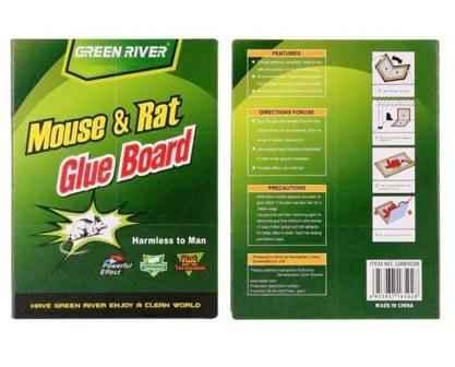 MOUSE & RAT GLUE BOARD - 1 PC