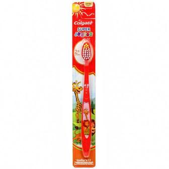 COLGATE SUPER JUNIOR EXTRA SOFT TOOTHBRUSH - 1 PC