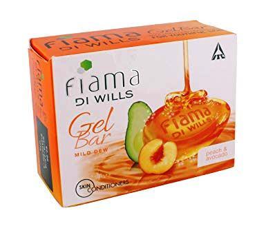 FIAMA DI WILLS PEACH & AVOCADO SOAP - 125 GM