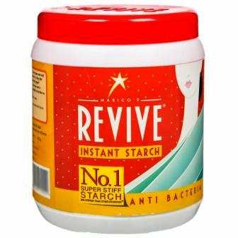 REVIVE INSTANT STARCH JAR - 400 GM
