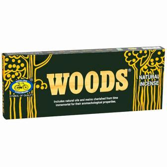 CYCLE WOODS INCENSE STICKS DHUPKATHI AGARBATTI - 1 PKT