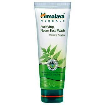 HIMALAYA PURIFYING NEEM FACE WASH - 100 GM