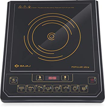 BAJAJ POPULAR ULTRA 1400 WATT INDUCTION TOP - 1PC