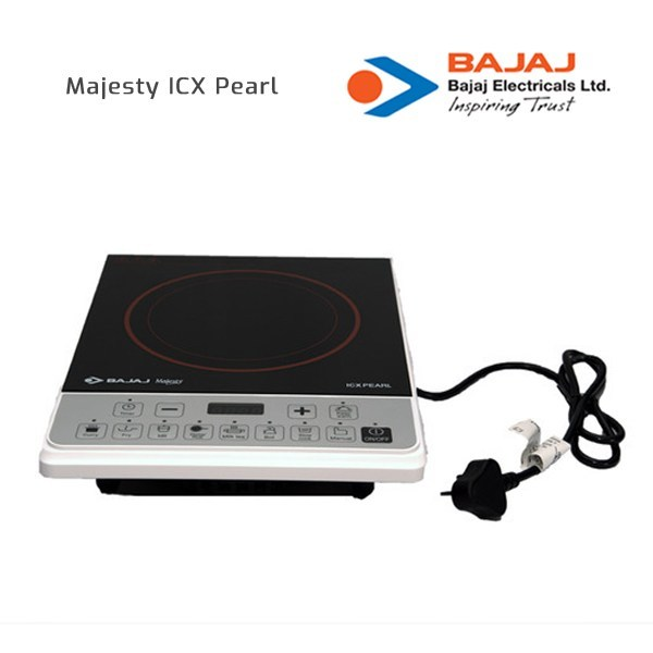 BAJAJ MAJESTY ICX PEARL 1900 WATT INDUCTION TOP - 1PC