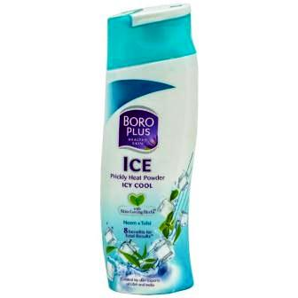 BORO PLUS PRICKLY HEAT ICY COOL POWDER - 150 GM