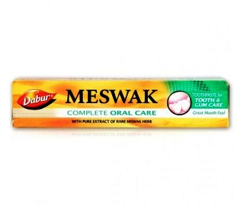 DABUR MESWAK TOOTHPASTE - COMPLETE ORAL CARE - 100 GM