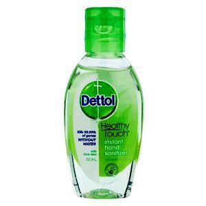 DETTOL HAND SANITIZER - 50 ML