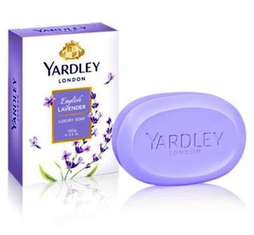 YARDLEY LONDON ENGLISH LAVENDER SOAP - 100 GM