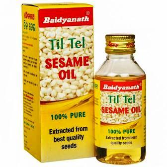 BAIDYANATH TIL TEEL SESAME OIL - 100 ML