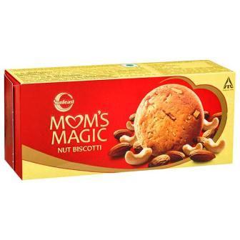 SUNFEAST MOMS MAGIC NUT BISCOTTI - 10 GM X 6