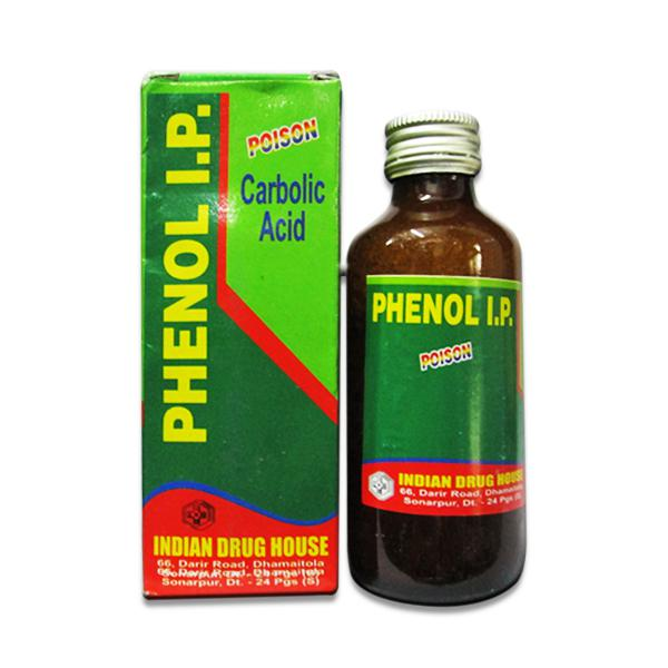 PHENOL IP (CARBOLIC ACID) - 100 GM