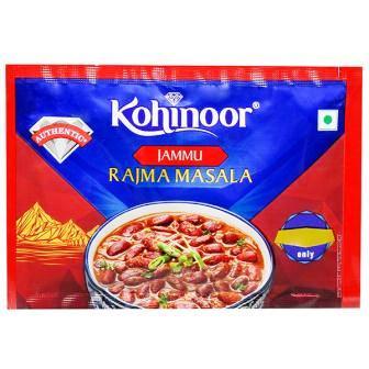 KOHINOOR JAMMU RAJMA MASALA - 15 GM