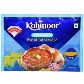 KOHINOOR MUMBAI PAV BHAJI MASALA - 15 GM