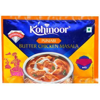 KOHINOOR PUNJABI BUTTER CHICKEN MASALA - 15 GM