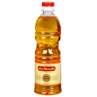 CYCLE OM SHANTI PUJA OIL - PARIJATA - 500 ML