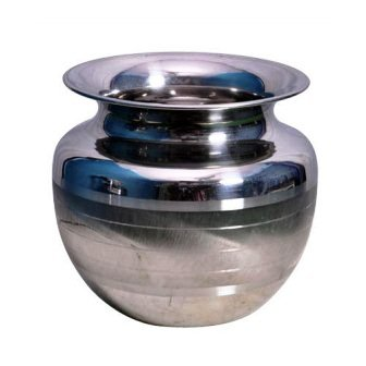PUJA POT SMALL - GHOTI - 1 PC