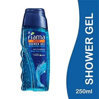 FIAMA MEN SHOWER GEL - REFRESHING PULSE - 250 ML